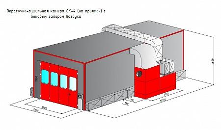 Комбайн СК-4 | DRIVE2 | 265x450
